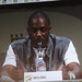San Diego Comic-Con 2011 - Ghost Rider: Spirit of Vengeance panel - Isris Elba