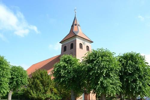 Bleckede - Kirchturm