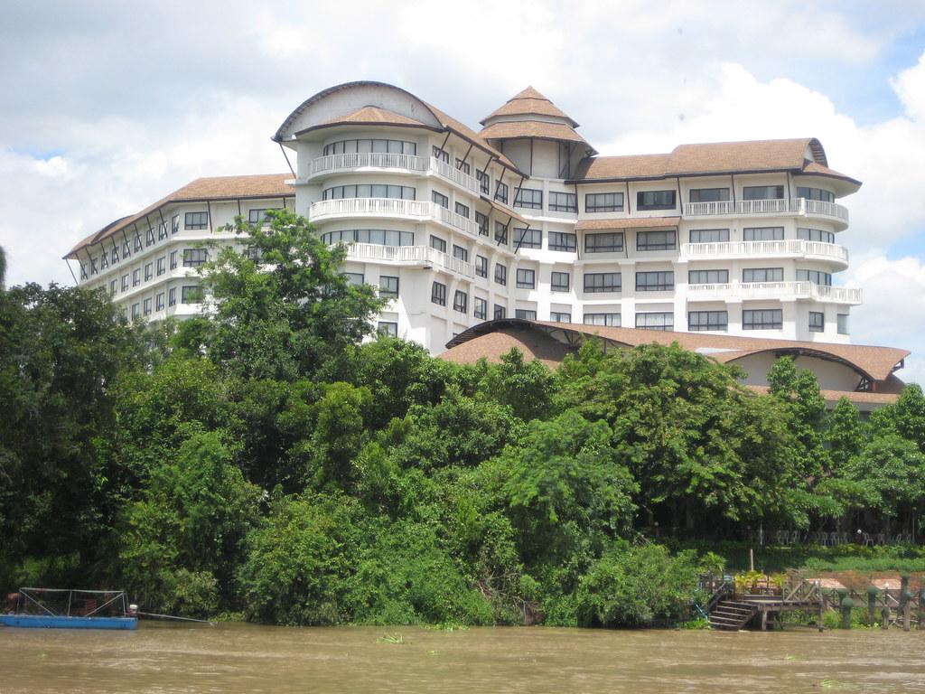 Hotel in Ayutthaya City, Thailand