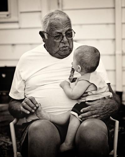 Great-Grandpa - Buhl, Idaho - 2011