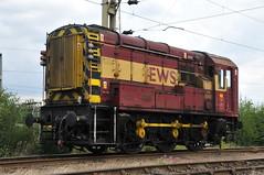 08605 Bescot Yard (Paul Baxter 362) Tags: shunter ews class08 bescot 08605 dbschenker bescotyard