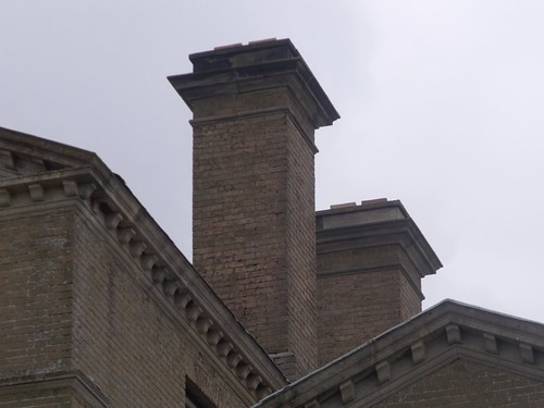 Holkham Hall - Chimneys