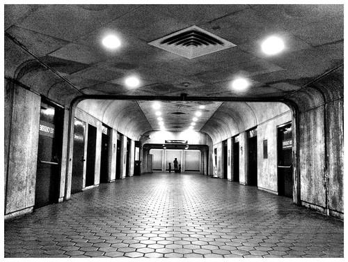 Forest Glen Metro Station