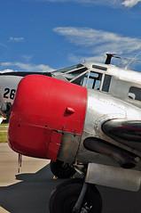 UC-45J Navigator R-985 (skyhawkpc) Tags: nikon colorado boulder navigator snb allrightsreserved bma prattwhitney d90 commemorativeairforce 39265 bugsmasher uc45j r985 bouldermunicipalairport snb2 sonoranbeauty n49265 garyverver