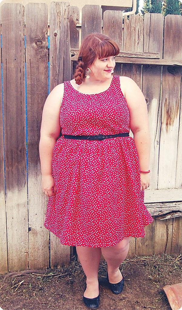 Summer Spot Dress