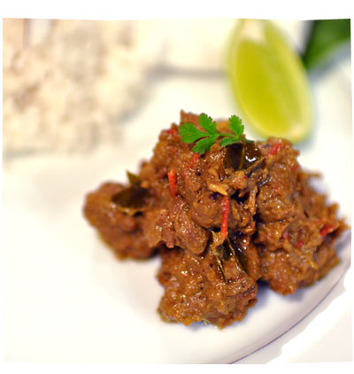 Malaysian Beef Rendang, Recipe By Adam Liaw
