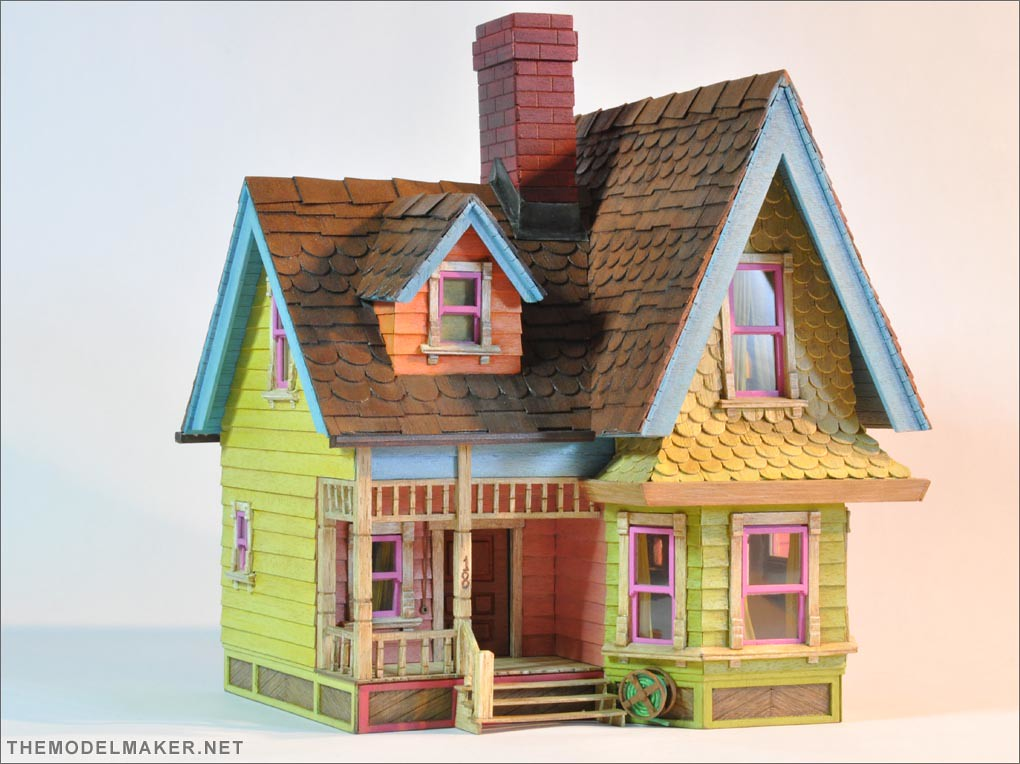 victorian dollhouse pixar up 3