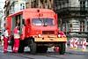 The orange truck (ludwig van standard lamp) Tags: street orange holiday truck workmen prague praha adventure czechrepublic sojourn toedit importedtags forupload prague2011holiday