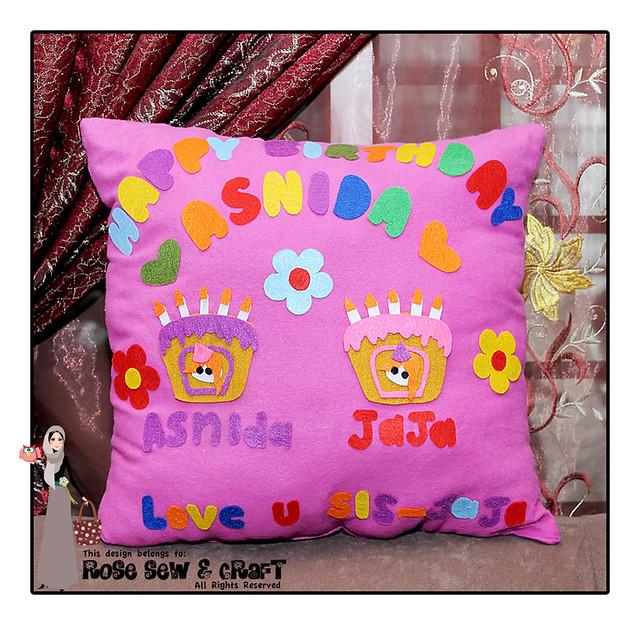 Pillow Lurv 4 Asnida