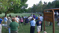 Mayor's Summer Meeting at Barry Park 8-2-2011