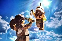 Gladiator (Legoagogo) Tags: england chichester