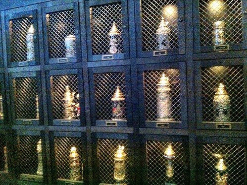 Wurst stein lockers