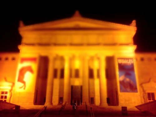 Field Museum at Night