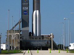 ULA Mobile Launch Platform with Atlas 5 (551)