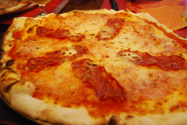 Pizza de Courmayeur