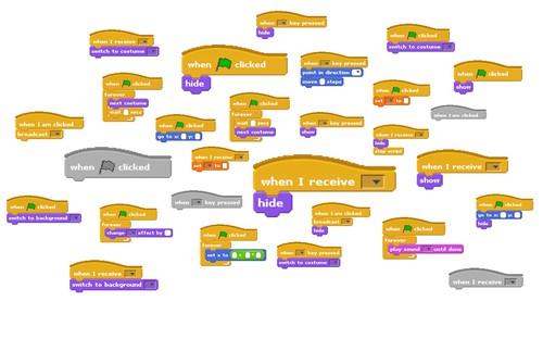 What 42 million Scratch scripts look like