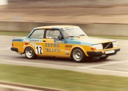 Volvo 240 Turbo - Donington ETC 500Kms 1983