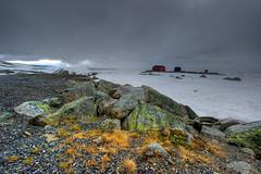 hytta na śnieżnej drodze (Mariusz Petelicki) Tags: norway norge hdr norwegia skandynawia śnieżnadroga