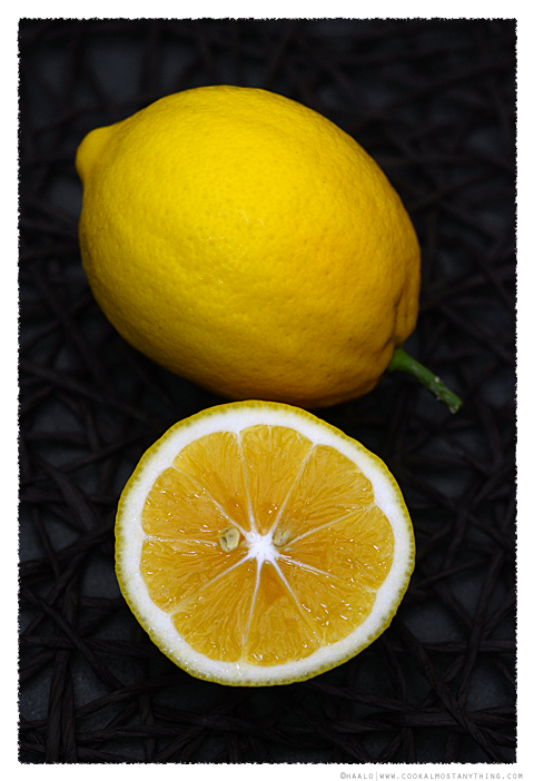 Meyer Lemons© by Haalo