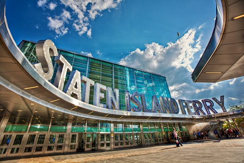 Staten Island Ferry Terminal, Manhattan (Whitehall Station)