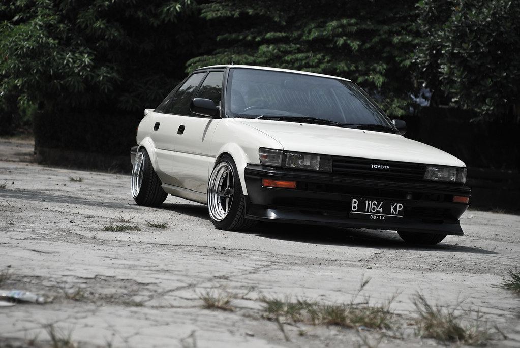 Toyota Ae90 Modified Parts Requests Corolla E9 Pics