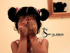 Happy Eid ♥ (She5 Al Shbab →) Tags: cute happy eid hena lovly عيد شيخ كل بنت عام بخير الشباب العيد كيوت حنه وانتو زيزو zezoo