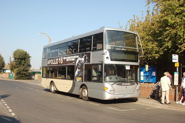 YN07LHD in Wells