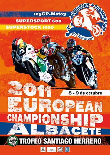 Campeonato Europa Motociclismo 2011 Albacete