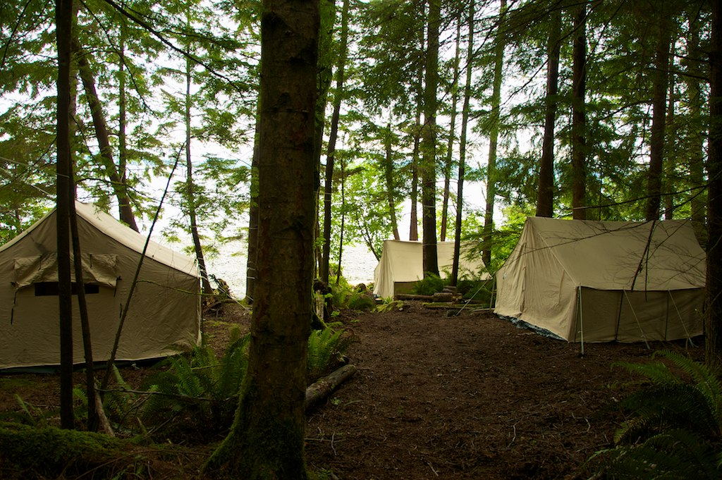 Pure Orca Base Camp Cabin Tents