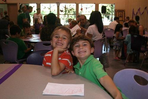 Ezra and Jack