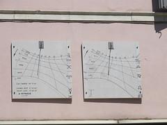 friuli 2011 (ho visto nina volare) Tags: italien italy italia sundial sundials italie meridiana friuli cividale 2011 meridiane friuli2011