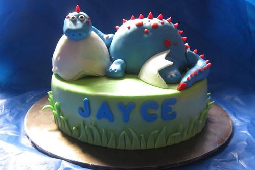 Baby Dino by Cake Maniac