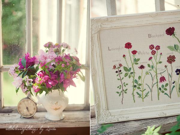 Summer Flowers (Kazuko Aoki)