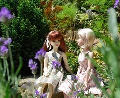 Summer clothes 01 (Scarlett Empress) Tags: miranda midge narae