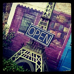 OPEN! Noon-6pm today!