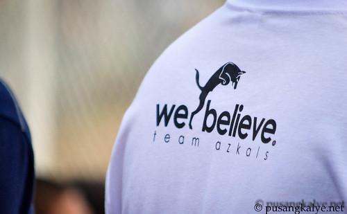 we believe team azkals