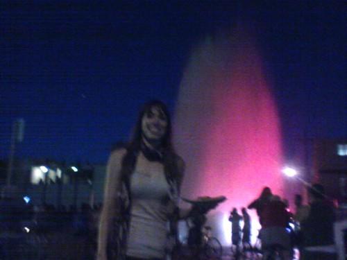 hydrant geyser