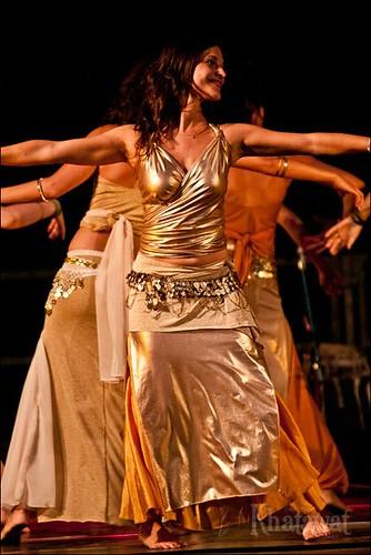 Danza orientale o danza del ventre