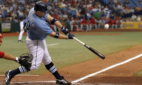 Rays Pick Up 2012 Options On Two Key Players, Let Another Test Free Agent Water