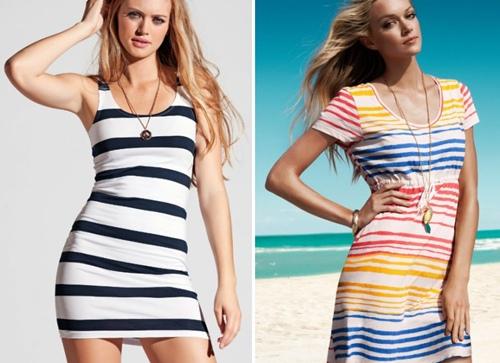 vestido curto verão 2012