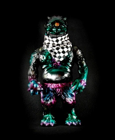 Sofubi Godfather Preview Open!
