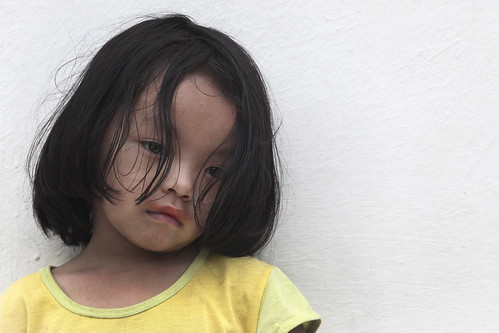 無料写真素材, 人物, 子供  女の子, ブータン人