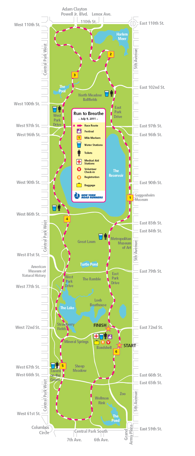 boomers cystic fibrosis run to breathe10k map