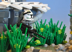 Mission 8.3: Endowment Upon Manaan ([Renegade]) Tags: star lego corps elite mission torpedo wars carver jax vignette productions 83 renegade upon endowment 457th brickjet manaan
