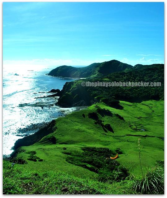 Batanes-like landscape
