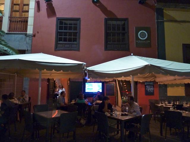 Terraza del Restaurante Buena Vista