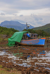 Boat on Loch Eil (bazmcq) Tags: uk sea lake canon eos for scotland boat highlands lough ben alba unitedkingdom britain united great north scottish kingdom william highland scot eil bennevis british loch fortwilliam scots nevis locheil 500d linnhe barrymcqueen yahoo:yourpictures=bestofbritish yahoo:yourpictures=landscape