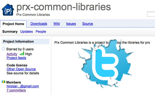 prx-common-libraries
