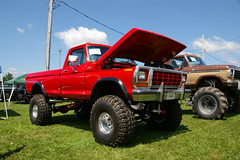 1979 Ford F-150 (geepstir) Tags: truck offroad pennsylvania 4wd pa monstertrucks bloomsburg truckshow columbiacounty