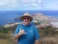Koko Head Second attempt (coconut wireless) Tags: nature outdoors lava waikiki oahu hike diamondhead honolulu hawaiikai kokohead